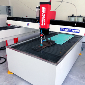 Pequeno CNC Mini Low Cost Water Jet Cortador